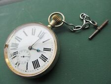Large vintage pocket watch
