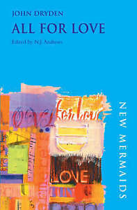 New Mermaids: All for Love by John Dryden (Paperback, 2004)