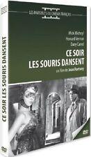 DVD // CE SOIR LES SOURIS DANSENT // Mick Micheyl - Dany Carrel  NEUF cellophané