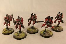 Warhammer Chaos Space Marine Raptors Well Painted