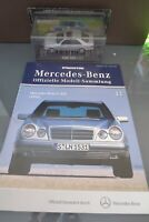 Mercedes E 320  -1995    De Agostini 1:43   OVP . mit Heft
