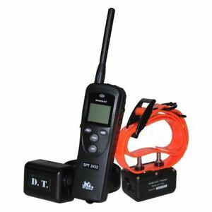 D.T. Systems Super Pro e-Lite 2 Dog 3.2 Mile Remote Trainer