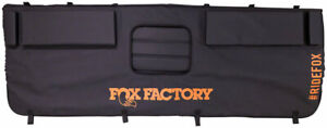 Overland Tailgate Pad - FOX Overland Tailgate Pad - Full Size, Black - Tailgate