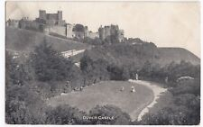 Kent; Dover Castle PPC by Dainty, Farnham 1907 PMK to Miss Neaves, Chillenden