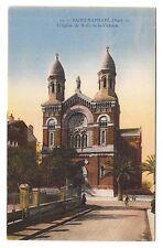 saint-raphaël  l'église de N-D de la victoire