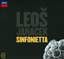 Leos Jancek: Sinfonietta (CD, Jun-2013, Decca)
