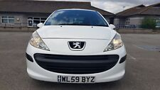 PEUGEOT 207 HDI 1.4 LOW MILES  Ex CORNWALL COUNCIL INSPECTORS VAN FSH NO VAT !