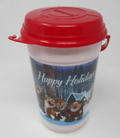 Disneyland 60th Exclusive Holidays Snow White Popcorn Drink Bucket Tub Whirley