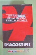 ENCICLOPEDIA DELLA SCIENZA E DELLA TECNICA - ED.1995 DeAGOSTINI [L49]