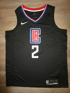 Shai Gilgeous Alexander Los Angeles Clippers NBA Nike Jersey 48 Rookie