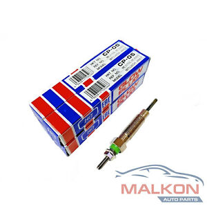 4 х HKT Glow Plugs CP05 for Mitsubishi Triton MK 4M40 96-06 CP05