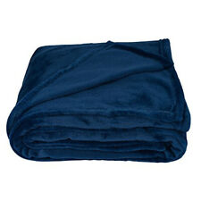 Blue Bed Throws Decorative Throws