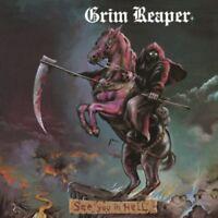 Grim Reaper - See You in Hell [New Vinyl] 180 Gram