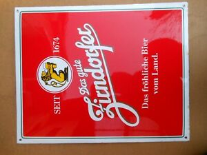 DAS GUTE ZIRNDORFER das fröhliche Bier vom Land  Emaille   49 x 39 cm