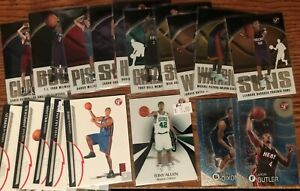 TOPPS PRISTINE ROOKIE LOT (18) DIFFERENT 2002-03 TO 2005-06 CARON FORD WEST RC