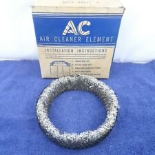 Mesh Type Air Cleaner Element 7 Inch x 2 Inch Chevy Dodge Ford GM Mopar Oil Bath