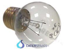 ALTA TEMPERATURA ROTONDO LAMPADINA DEL FORNO E27 LAMPADA 230v 40W A VITE 300c