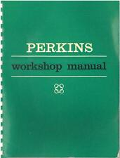 Perkins Motor 6.354 Manual de taller