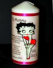 Cellini Candles Personalised Betty Boop Gift Mother Birthday Present Mum Her #1