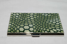 """Acme Studio Card Case """"HONEYCOMB"""" By Arik Levy Business Card Holder CAL01BC"""