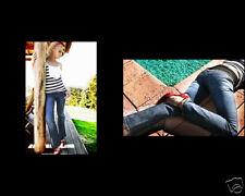 Embody denim Maternity jeans NWT style Bodylove size 8