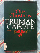 One Christmas by Truman Capote (Hardback, 1983) Poignant Childhood Memoir