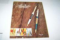 Vintage Catalog #671 -1974 ALEXANDER advertising pen catalog
