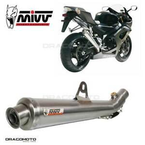 Exhaust SUZUKI GSX-R 1000 2005 2006 X-cone MIVV
