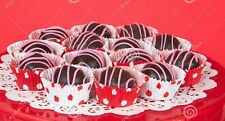200Pcs ★ CUTE SMALL CUPCAKE CHOCOLATE PAPER CASES LINERS BAKING MOLD  ★