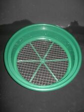 "Gold Pan Panning Classifier Mesh 1/2"" Screen Sifter W/FREE Vial! Prospecting"