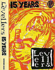 LEVELLERS 15 YEARS CASSETTE EP FOLK ROCK INDIE CHINA RECORDS WOKMC2020 4 TRACKS