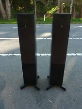 Pair of Martin Logan Motion 10 Floor Standing Speakers - EXCELLENT CONDITION!