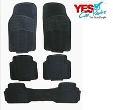 JEEP COMPASS ALL YEARS HEAVY DUTY RUBBER FLOOR MATS 5 PIECE