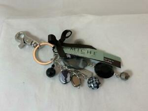 NEW Miche Purse Charms and Keyrings