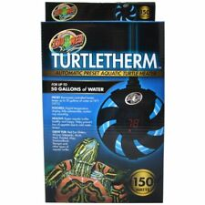 Zoo Med Turtletherm Automatic Preset Aquatic Turtle Heater - 150 Watt (Up to .