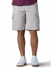 Lee Men's Extreme Motion Crossroad Cargo Shorts - Stone