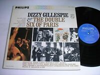 Dizzy Gillespie & The Double Six of Paris 1981 Stereo Japan Import LP VG++