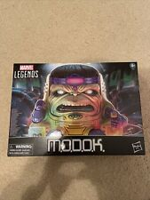 NEW HASBRO MARVEL LEGENDS DELUXE MODOK M.O.D.O.K FIGURE IN HAND