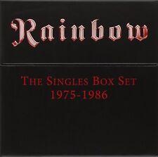 RAINBOW The Singles Box Set 1975-1986 19-CD NEW/SEALED