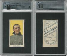 T206 Atc Baseball, 1909-11, ed Killian, Detroit Tigers, Gai 4 Vgex