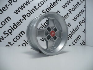 CD-30 Alu Felge Fiat 124-Spider ( Satz 4-Stück ) 5.5 x 13