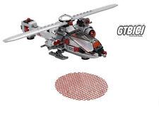 LEGO SUPER HEROES DC `` CYBORGCOPTER ´´  Ref 76098 NO MINIFIGURAS
