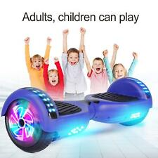 """6.5"""" Electric Self Hoverboard Balancing Smart Scooter with Ul 2272 Colorful Led"""
