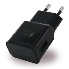 Samsung - EP-TA200EBE - USB Schnell Ladegerät Netzteil Ladeadapter Netzstecker