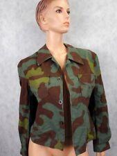 Militaria Tarnhemd Flecktarnhemd Flecktarn Hemd US Look  [Breu20-5-5