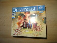Shenmue 2 Factory Sealed New Dreamcast Game PAL VERSION
