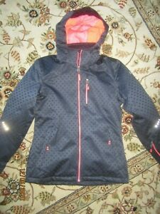 Killtec Girls Snow Ski Snowboard Jacket Coat Waterproof Size 14 Pristine
