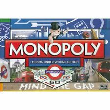 Monopoly - London Underground Monopoly Board Game - 012140