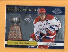 2010-11 Playoff Contenders Alexander Ovechkin Awards Contenders Capitals