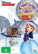 Sofia the First: Holiday in Enchancia NEW R4 DVD